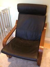 IKEA Leather Chairs