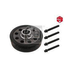 Torsional Vibration Damper Crankshaft Pulley Kit (BMW) | Febi Bilstein 33077