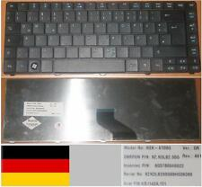 Clavier Qwertz Allemand ACER TM8371 TM8471  NSK-AT00G 9Z.N3L82.00G KB.I140A.151