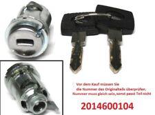 MERCEDES W126 W201 190 W124 SCHLIESSZYLINDER ZÜNDSCHLOSS NEU 2014600104