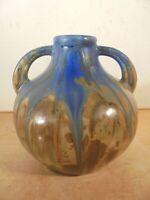 Céramique Vintage 30 Vase Boule Grès Gilbert Méténier DLG Primavera Denbac 1/2
