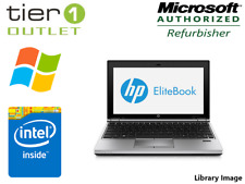 HP Elitebook 2170p Core i5-3427U 4GB RAM 320GB HDD Windows 7 Pro Laptop Webcam