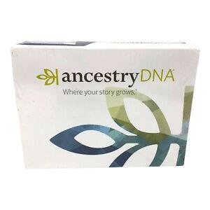 Ancestry DNA Genetic Ethnicity Testing Kit NEW Sealed