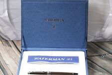 Waterman Expert III, Fountain Pen, Brown matte, CT, New in special Box, Rare Mod