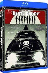 Death Proof Blu Ray (Region B)