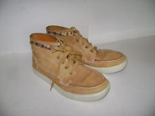 TIMBERLAND EARTHKEEPERS MENS CHUKKA BOOTS SHOES Size 11 WHEAT HIKING TRAIL SPORT