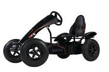 BERG Black Edition BFR Pedal Go-Kart con sedile dei passeggeri su prenotazione