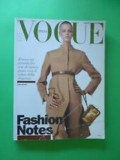 VOGUE Italia Ottobre 1999 October Jacquetta Wheeler Guinevere van Seenus 590 10