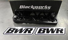Blackworks BWR Rear Lower Control Arm LCA 01-05 Civic 02-05 Civic Si EP Black