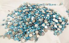 Full Pack Swarovski 2058 SS20 (4.8mm) AQUAMARINE  AB GLUE ON Crystals 1440 pcs