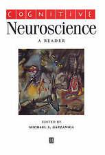 Cognitive Neuroscience: A Reader 9780631216605 by Gazzaniga, Paperback,