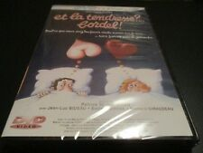 "DVD NEUF ""ET LA TENDRESSE BORDEL"" Jean-Luc BIDEAU, Bernard GIRAUDEAU"