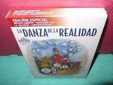 la danza de la realidad - jodorowsky - edic.especial - dvd +  libro
