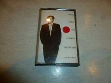 BRYAN FERRY WITH ROXY MUSIC - The Ultimate Collection  1988 UK 15-track cassette