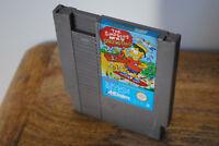 Jeu THE SIMPSONS BART VS THE SPACE MUTANTS pour Nintendo NES (pal)