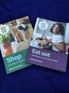 Weight Watchers Shop And Eat Out Guides My WW