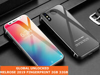MELROSE 2019 FINGERPRINT 2gb 32gb Quad Core 5.0mp 3.46 Inch Android 8 Smartphone