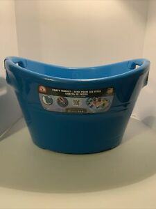 Igloo 20 Qt Blue Party Bucket Cooler Great Camping Travel Outdoors