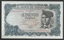 Spain P-153 500 Pesetas 1971 (1973) Unc