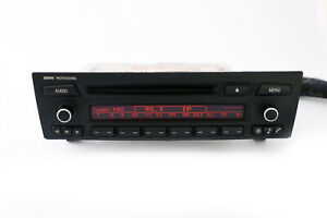 BMW 1 3 Series E81 E87 E90 E91 LCI Professional CD Radio With Bluetooth 9243922