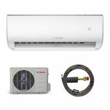 Bosch Climate 5000 Mini Split Air Conditioner AC Heat Pump System, 12,000 BTU