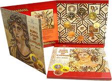 Zypern 3,88 Euro 2011 Stgl KMS 1 Cent - 2 Euro Mosaiken von Paphos im Folder