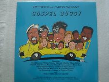 "Kim Fields & Carvin Winans ""GOSPEL BUGGY"" SS New Selah Records SLR 7503 Vinyl LP"