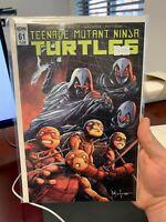 TMNT ONGOING TEENAGE MUTANT NINJA TURTLES #61 IDW Eastman