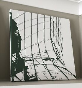 New Ikea Tyglosa Wooden Canvas Art Frames 50x50cm, 4 Available