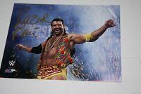 "WWF WWE WCW SCOTT HALL ""RAZOR RAMON"" SIGNED 8X10 PHOTO NWO MEMBER PHOTO FILE"