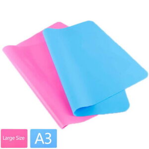 2 Pcs Silicone Extra Large Thick Baking Sheet/Work Mat/Tray Liner/Pastry