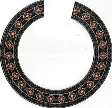 ACOUSTIC, CLASSICAL, GUITAR ROSETTE / INLAY, SOUND HOLE 361