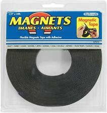 07013 FLEXIBLE MAGNETIC TAPE WITH ADHESIVE