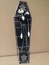 Nightmare Before Christmas Jack Skellington Poseable Bendable Figurine Applause
