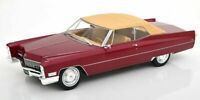 Cadillac DeVille With Soft Top 1967 1:18 KK-Scale Genuine New
