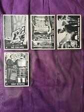 Vintage 1966 Lost in Space Card #3,19, 28, 29