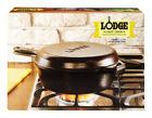 Lodge Logic Cast Iron Skillet Set 10 in. 3.2 qt. Black -Pack of 1