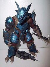 Halo 3 Series 3 **BRUTE BODYGUARD** McFarlane Figure 100% Complete w/ Weapons!!!