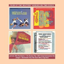 The Routers Let's Go/Play 1963's Great Instrumental Hits/Charge..2-CD NEW SEALED
