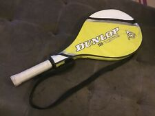 Dunlop 5 Hundred Twenty 5 Pre Owned Tennis Racket In Excellent Condition.