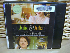 JULIE and JULIA by Julie Powell (2009, CD, Abridged)