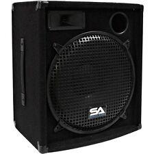 "Seismic Audio 15"" PA DJ KJ Speaker 300 W NEW PRO Audio Band Church"
