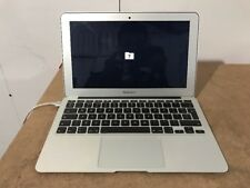"""Apple Macbook Air 11"""" Core i5 Early 2014 Laptop Working Parts Missing Read Desc"""