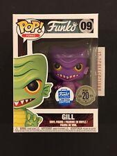 Purple Gill Spastik Plastik Funko Shop EXCLUSIVE #09 POP