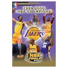 Nba Champions 1999 2000 los angeles lakers [DVD] nuevo shaq kobe bryant