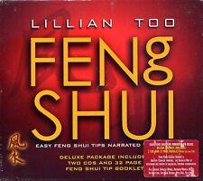 lillian too  FENG SHUI   CD audiobook NEW