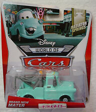 2014 Disney Pixar World of Cars✿#8 BRAND NEW MATER✿Radiator Springs✿1:55 diecast
