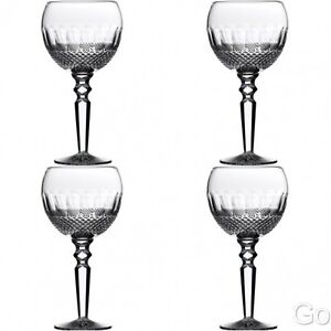 Waterford Colleen Encore Goblet Red Wine Goblet 16 oz (4) Four Goblets #135608