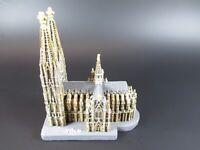 Köln Dom Cologne Souvenir Poly Modell Polyresin Germany,13 cm,super schön