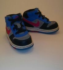 NIKE High Tops Children's Shoes Size 7C